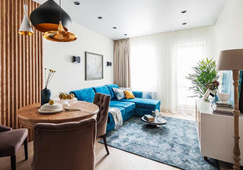 Современный дизайн квартиры