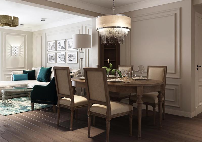 Дизайн интерьера квартиры, дома